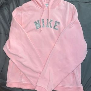 Nike Spell Out Hoodie